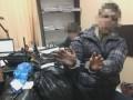 В Кривом Роге полицейский организовал сбыт наркотиков и оружия