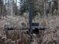 В Луганской области юные вандалы разрушили 45 памятников на кладбище