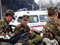 Число жертв взрыва в Китае возросло до 64 человек