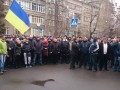 Под стенами МВД прошел митинг