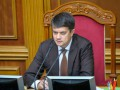 Разумков раскритиковал санкции против Медведчука