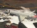 В США самолет столкнулся с оленем