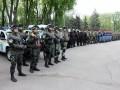В Одессе порядок охраняют 3 тысячи силовиков, Куликово поле оцепили