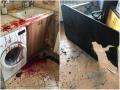 Под Киевом мужчина бросил гранату в дом, ранил троих и убил собаку