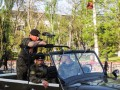 Парад оккупантов в Керчи возглавит предатель Украины