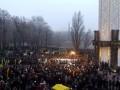 В Киеве почтить память жертв Голодомора собрались более пяти тысяч человек