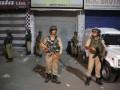 В ликвидированном штате Кашмир арестовали полтысячи людей
