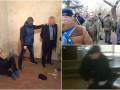 Итоги 23 февраля: похищение Гончаренко, стычки в Одессе и массовая драка во Львове