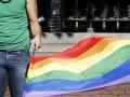 На Красной площади задержаны пятеро гей-активистов