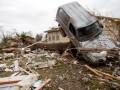 Над американским штатом Миссури прошел мощный торнадо