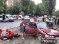 На Хмельнитчине в ДТП пострадали девять человек