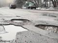 Трасса Киев-Харьков повреждена снегопадами