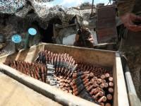 Штаб АТО озвучил потери боевиков на неделю