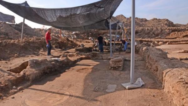 В Израиле обнаружили древний храм
