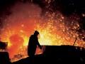 Украина сократила производство стали
