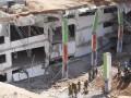 В Тель-Авиве на строительстве обрушилось здание: есть погибшие