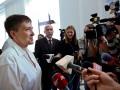 Пресс-секретарь Кучмы прокомментировала тайную встречу Савченко с боевиками