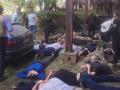 Стрельба в Винницкой области: задержаны 42 человека
