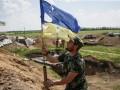 Карта АТО: за сутки на Донбассе были ранены двое бойцов