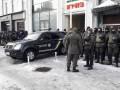 Суд над Саакашвили охраняют сотни силовиков