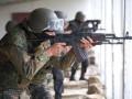 Нацгвардия показала, как тренируются бойцы батальона Донбасс