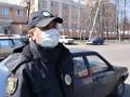 Под Одессой полицейского избили из-за медицинской маски