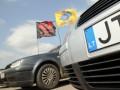 Таможня Литвы опровергла начало расследований по авто на еврономерах