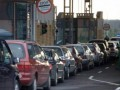 На украинско-польской границе очередь авто растянулась на 4 км