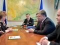 Брифинг Порошенко по итогам встречи в Минске