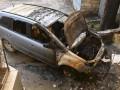 В Одессе краеведу сожгли машину