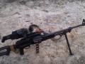 Волонтер показал бракованные пулеметы для ВСУ