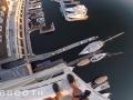 Экстремал снял на камеру свой прыжок с 40-метрового здания