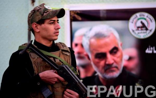 В Иране сегодня хоронят Сулеймани