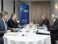 Порошенко и Юнкер обсудили новый финансовый пакет ЕС для Украины