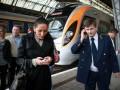 Укрзалізниця надеется повысить скорость Hyundai на украинских желдорогах
