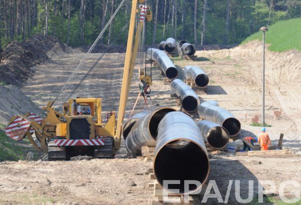 Решение ЕК о снятие запрета на доступ Газпрома к мощностям Opal снова вступило в силу