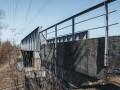 В Киеве на мосту повесился мужчина