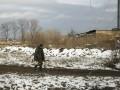 По позициям ВСУ около Песок боевики выпустили 62 мины: карта АТО