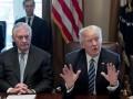 Тиллерсон: Трамп не в восторге от введения санкций