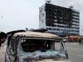 Дом печати в Грозном, пострадавший от терактов, почти восстановили