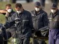 В Харькове подготовили специальные площадки для обломков Боинга-777 и тел погибших