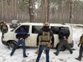Под Киевом задержали нелегальных торговцев оружием