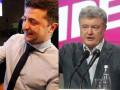 Порошенко, Зеленский и дебаты: избирательная кампания или шоу на стадионе?