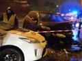 В Киеве задержали чиновника МВД, спровоцировавшего масштабное ДТП