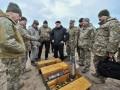 Украина начнет производить снаряды, мины и гранаты