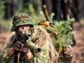 В Украине работает полк российского спецназа ВДВ – спикер АТО