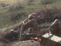 Азербайджан показал видео боевых действий