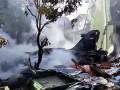 В Индонезии разбился истребитель ВВС