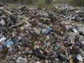 Возле трассы Киев - Чоп нашли десятки тонн львовского мусора