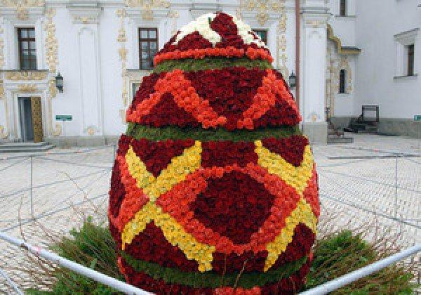 2,5 метра, 500 кг, 7343 розы